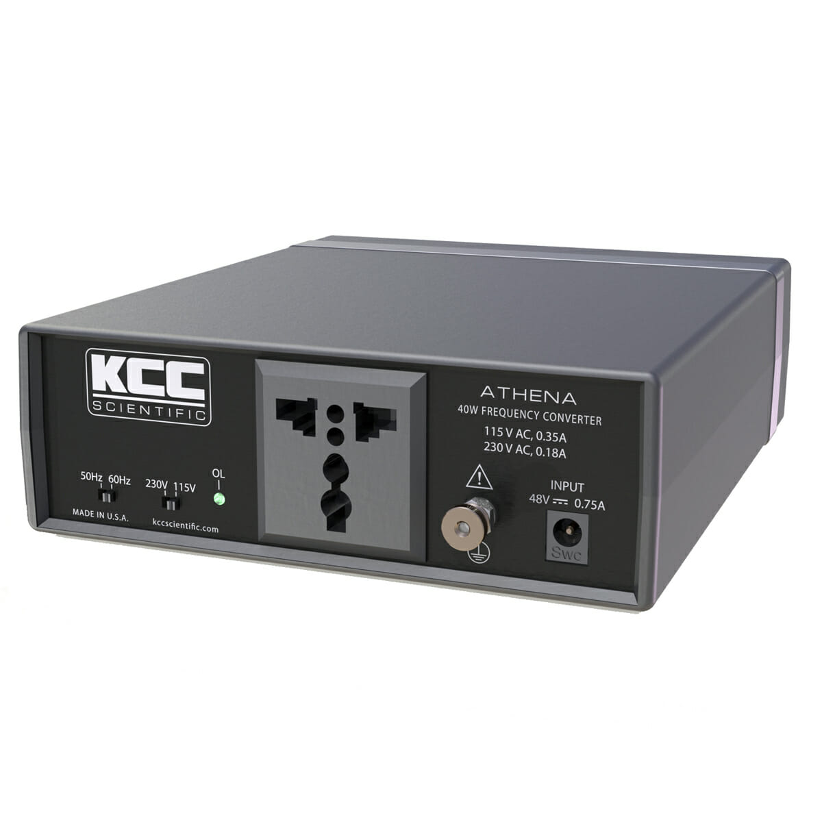 athena frequency converter kcc scientific. Black Bedroom Furniture Sets. Home Design Ideas