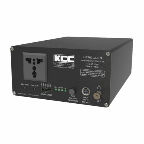 Hercules Frequency Converter