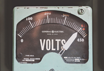 Volt Meter - Frequency